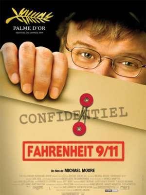 Fahrenheit 9/11 / Michael Moore (réal) | Moore, Michael. Metteur en scène ou réalisateur. Scénariste. Producteur