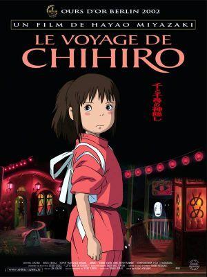 Le voyage de Chihiro / Hayao Miyazaki (réal)   Miyazaki, Hayao. Metteur en scène ou réalisateur. Scénariste