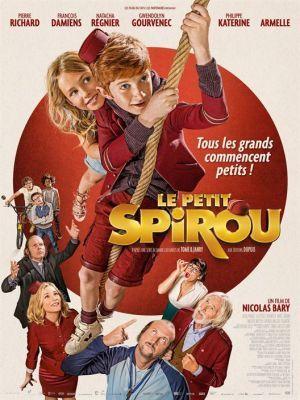 Le Petit Spirou / Nicolas Bary (réal) | Bary, Nicolas. Metteur en scène ou réalisateur