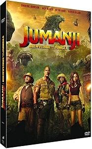 Jumanji : bienvenue dans la jungle / Jake Kasdan (réal)   Kasdan, Jake. Metteur en scène ou réalisateur