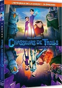Chasseurs de Trolls : Saison 1 / Guillermo Del Toro (créateur)   Del Toro, Guillermo. Concepteur