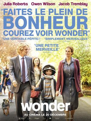 Wonder / Stephen Chbosky (réal) | Chbosky, Stephen. Metteur en scène ou réalisateur