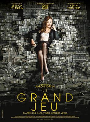 Le grand jeu / Aaron Sorkin (réal)   Sorkin, Aaron. Metteur en scène ou réalisateur