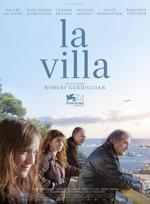 La villa / Robert Guédiguian (réal) | Guédiguian, Robert. Metteur en scène ou réalisateur. Scénariste