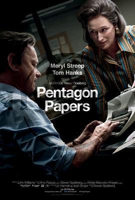 Pentagon Papers / Steven Spielberg (réal)   Spielberg, Steven (1946-....). Metteur en scène ou réalisateur. Producteur