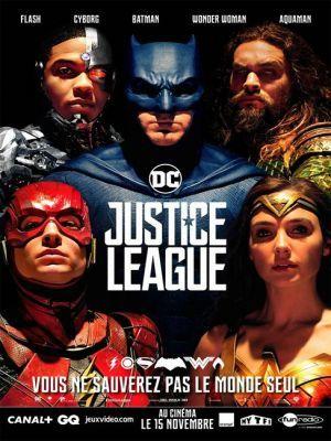 Justice League / Zack Snyder (réal) | Snyder, Zack. Metteur en scène ou réalisateur