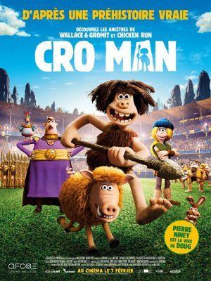 Cro Man / Nick Park (réal) | Park, Nick. Metteur en scène ou réalisateur. Scénariste. Producteur