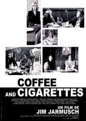 Coffee And Cigarettes / Jim Jarmusch (réal)   Jarmusch, Jim. Metteur en scène ou réalisateur. Acteur. Scénariste