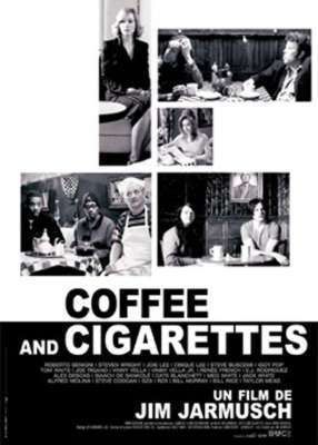 Coffee And Cigarettes / Jim Jarmusch (réal)   Jarmusch, Jim (1953-....). Metteur en scène ou réalisateur. Acteur. Scénariste