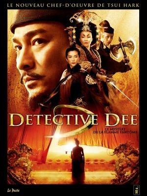Detective Dee. 01 : le mystère de la flamme fantôme / Tsui Hark (réal)   Tsui, Hark (1950-....). Metteur en scène ou réalisateur. Producteur