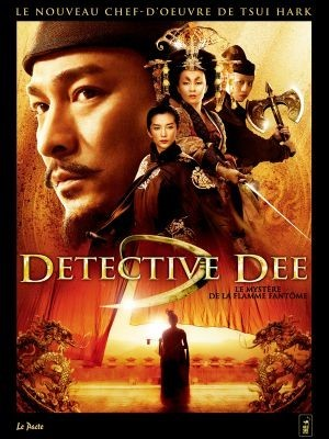 Detective Dee. 01 : le mystère de la flamme fantôme / Tsui Hark (réal) | Tsui, Hark (1950-....). Metteur en scène ou réalisateur. Producteur
