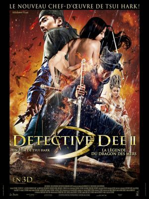 Detective Dee. 02 : la légende du dragon des mers / Tsui Hark (réal) | Tsui, Hark (1950-....). Metteur en scène ou réalisateur. Scénariste