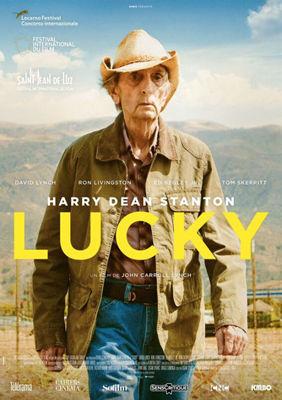 Lucky / John Caroll Lynch (réal) | Lynch, John Carroll. Metteur en scène ou réalisateur