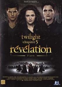 Twilight 05 : Révélation (2ème partie) / Bill Condon (réal)   Condon, Bill. Metteur en scène ou réalisateur