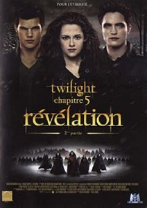 Twilight 05 : Révélation (2ème partie) / Bill Condon (réal) | Condon, Bill. Metteur en scène ou réalisateur