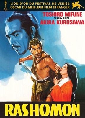 Rashomon / Akira Kurosawa (réal) | Kurosawa, Akira (1910-1998). Metteur en scène ou réalisateur. Scénariste