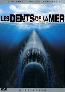 Les dents de la mer / Steven Spielberg (réal)   Spielberg, Steven. Metteur en scène ou réalisateur