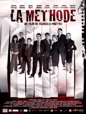 La méthode / Marcelo Pineyro (réal) | Pineyro, Marcelo. Metteur en scène ou réalisateur. Scénariste