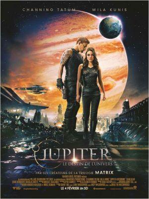 Jupiter, le destin de l'univers / Andy Wachowski et Lana Wachowski (réal) | Wachowski, Andy. Metteur en scène ou réalisateur. Scénariste. Producteur
