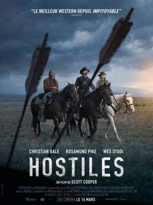 Hostiles / Scott Cooper (réal) | Cooper, Scott. Metteur en scène ou réalisateur
