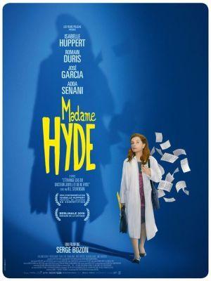 Madame Hyde / Serge Bozon (réal)   Bozon, Serge. Metteur en scène ou réalisateur. Scénariste