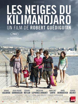 Les neiges du Kilimandjaro / Robert Guédiguian (réal)   Guédiguian, Robert. Metteur en scène ou réalisateur. Scénariste. Producteur