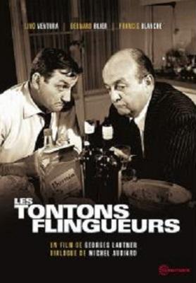 Les Tontons flingueurs / Georges Lautner   Lautner, Georges (1926-2013). Metteur en scène ou réalisateur. Scénariste