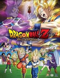 Dragon Ball Z : Battle Of Gods / Masahiro Hosoda (réal) | Hosoda, Masahiro. Metteur en scène ou réalisateur