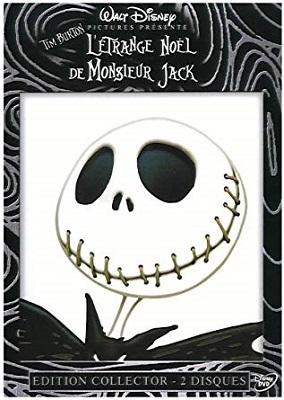 L'étrange Noël de Monsieur Jack / Henry Selick (réal) | Selick, Henry. Metteur en scène ou réalisateur