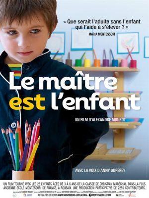 Le maître est l'enfant / Alexandre Mourot (réal) | Mourot, Alexandre. Metteur en scène ou réalisateur