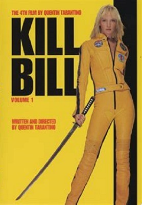 Kill Bill volume 1 / Quentin Tarantino (réal) | Tarantino, Quentin (1963-....). Metteur en scène ou réalisateur. Scénariste. Producteur