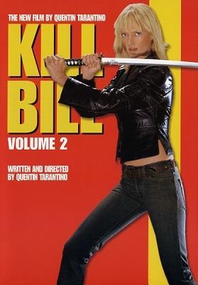 Kill Bill volume 2 / Quentin Tarantino (réal)   Tarantino, Quentin (1963-....). Metteur en scène ou réalisateur. Scénariste
