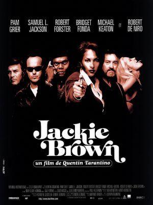 Jackie Brown / Quentin Tarantino (réal)   Tarantino, Quentin (1963-....). Metteur en scène ou réalisateur. Scénariste