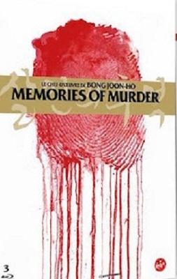 Memories Of Murder / Bong Joon-Ho (réal)   Bong, Joon-Ho. Metteur en scène ou réalisateur. Scénariste