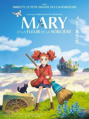 Mary et la fleur de la sorcière / Hiromasa Yonebayashi (réal) | Yonebayashi, Hiromasa. Metteur en scène ou réalisateur. Scénariste