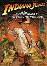 Indiana Jones et les aventuriers de l'Arche perdue / Steven Spielberg (réal) | Spielberg, Steven (1946-....). Metteur en scène ou réalisateur