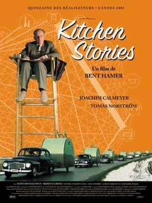Kitchen stories / Bent Hamer (réal)   Hamer, Bent. Metteur en scène ou réalisateur
