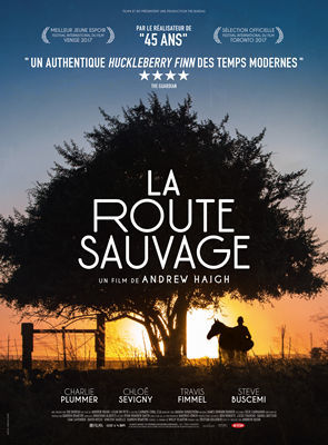 La route sauvage / Andrew Haigh (réal) | Haigh, Andrew. Metteur en scène ou réalisateur. Scénariste