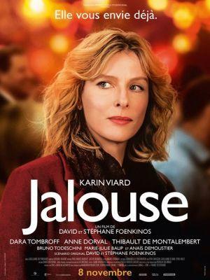 Jalouse / David et Stéphane Foenkinos (réal)   Foenkinos, David (1974-....). Metteur en scène ou réalisateur. Scénariste