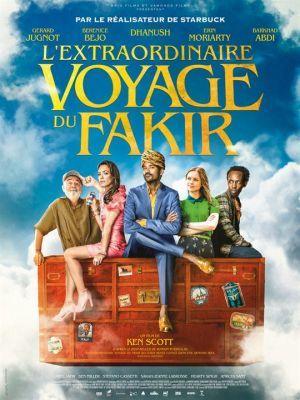 L'extraordinaire voyage du fakir / Ken Scott (réal)   Scott, Ken. Metteur en scène ou réalisateur