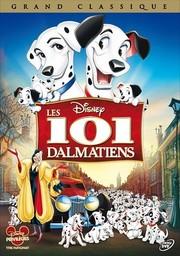 Les 101 dalmatiens / Clyde Geronimi et Hamilton Luske (réal) | Geronimi, Clyde (1901-1989). Metteur en scène ou réalisateur