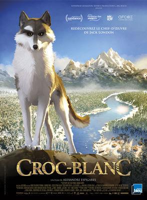 Croc-Blanc / Alexandre Espigares (réal) | Espigares, Alexandre. Metteur en scène ou réalisateur