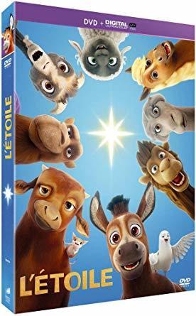 L'étoile = L'étoile de Noël / Timothy Reckart (réal) | Reckart, Timothy. Metteur en scène ou réalisateur