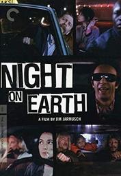 Night on Earth / Jim Jarmusch, réal. | Jarmusch, Jim. Monteur