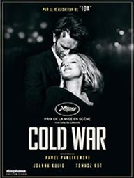 Cold war / Pawel Pawlikowski, réal. | Pawlikowski, Pawel. Metteur en scène ou réalisateur. Scénariste