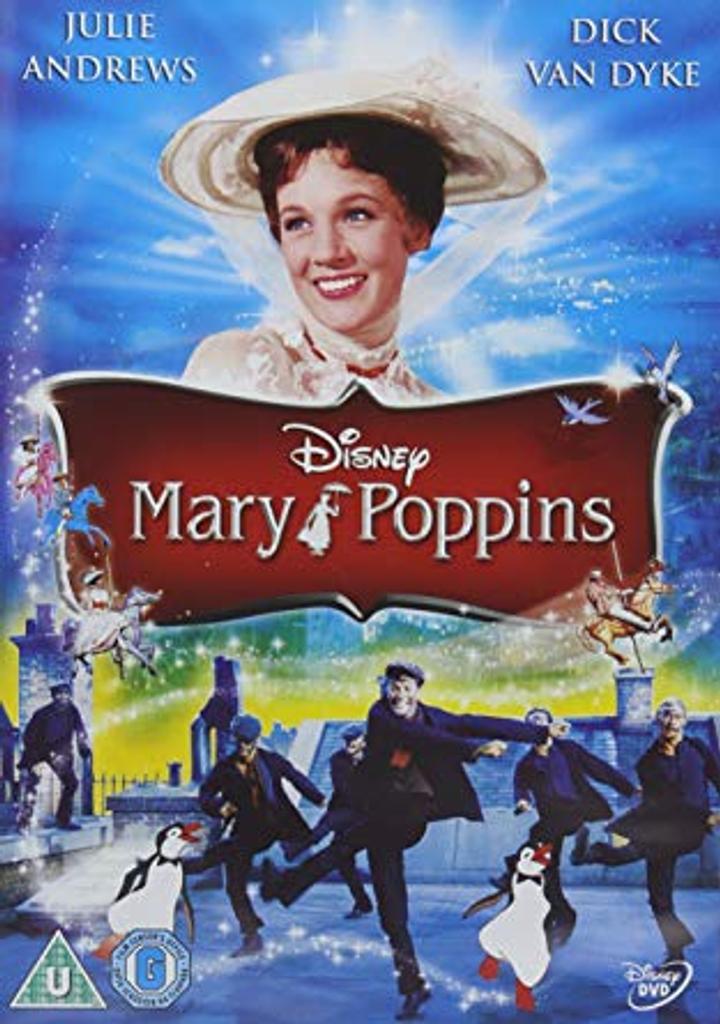 Mary Poppins / Robert Stevenson, réal. | Stevenson, Robert. Metteur en scène ou réalisateur