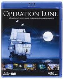 Opération Lune / Pascal Guérin, réal? Herlé Jouon, réa   Guérin, Pascal. Metteur en scène ou réalisateur. Scénariste