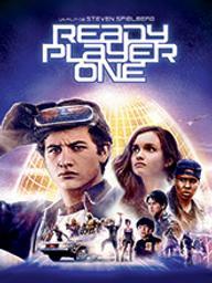 Ready player one / Steven Spielberg, réal.   Spielberg, Steven (1946-....). Metteur en scène ou réalisateur