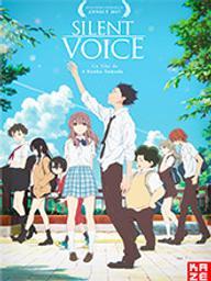 Silent voice - The movie / Naoko Yamada, réal.   Yamada, Naoko. Metteur en scène ou réalisateur