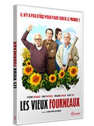 Vieux fourneaux (Les) / Christophe Duthuron, réal. | Duthuron, Christophe. Metteur en scène ou réalisateur. Compositeur